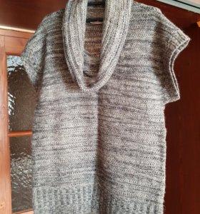 Туника свитер 50 размер