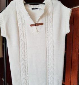 Туника свитер 50размер