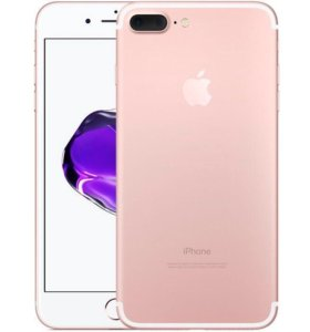 iPhone 7plus 256гб