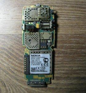 плата Nokia 6230 \ 6230i не включается