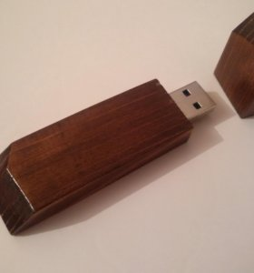 Подарочная флешка ручной работы 64 Gb USB 3.0