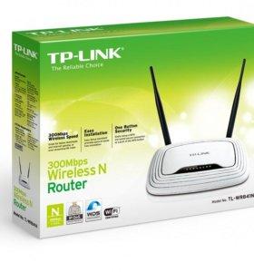 Роутер wifi Tp-link tl-wr841n