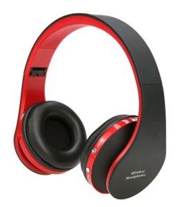 Наушники Bluetooth складные Hi-Fi с микрофоном