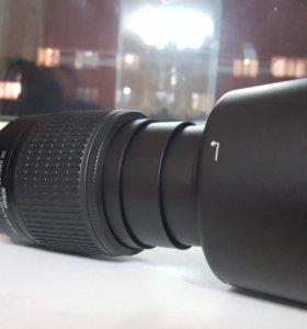 Nikon AF-S 55-200