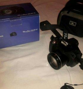 Зеркальный фотоаппарат Canon Powershot SX 30 IS
