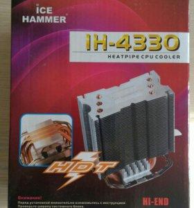 Куллер ice hammer ih4330