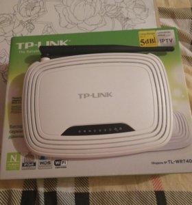 Продам срочно Wi-Fi роутер. 1000 руб.