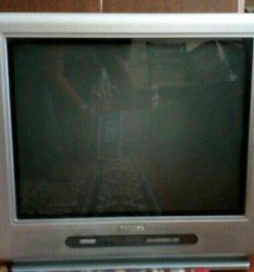 Телевизор Philips (надо ремонтировать)