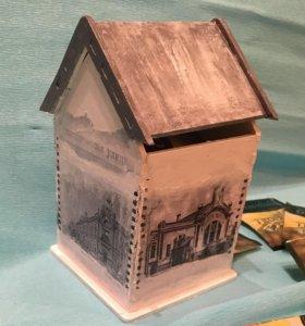 Подарок. Чайный домик «Старый Тамбов»
