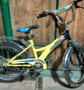Подростковый велосипед Мустанг