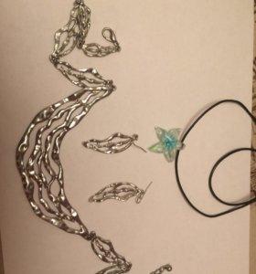Украшения (шармы, сережки, кольца, браслеты)