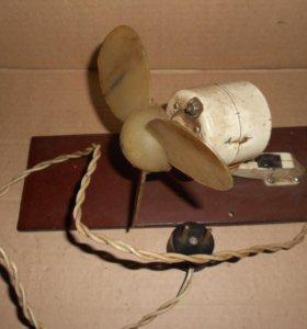 Автомобильный вентилятор 12 Вольт (СССР)
