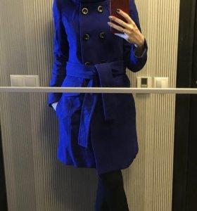 Шерстяное пальто Mango S(42)