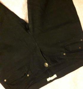 Джинсы черные женские 46 размер