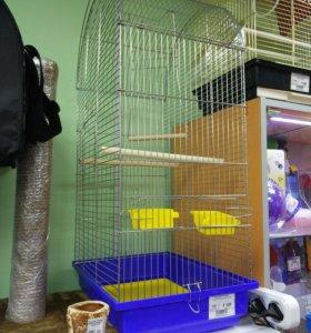 Клетка для попугаев Алиса