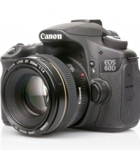 Canon 60d + 50mm F1.4
