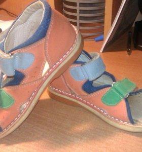 сандалии ортопедические