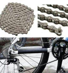 Цепь на велосипед 7 и 21 скорость