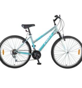 Новый велосипед Foxx Blitz Evo Lady 18 скоростей