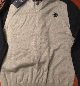 Пуловер джемпер свитер мужской Армани Джинс новый