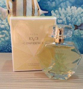 Парфюмерная вода Avon Eve Confidence.