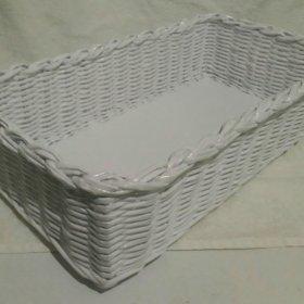 Изделия из бумажной лозы на заказ