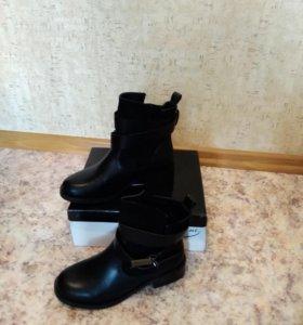 Новая  обувь весна