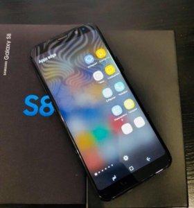 ☎️ Samsung Galaxy S8 Black