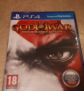 Диск god of war