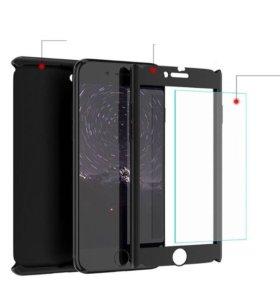 Двусторонняй чехол IPhone 7