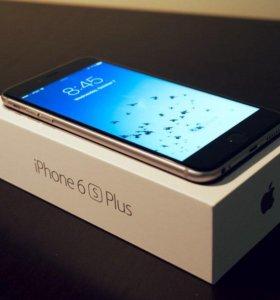 iPhone 6s Plus 32GB Space Gray Ростест