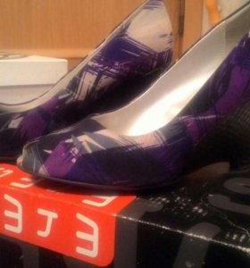 Туфли 38 размера