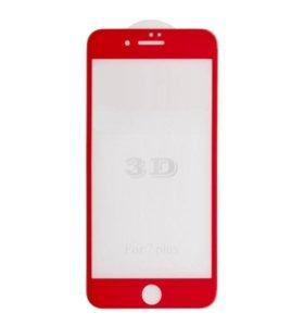 Защитное стекло iPhone 7 Plus Tempered Glass 3D