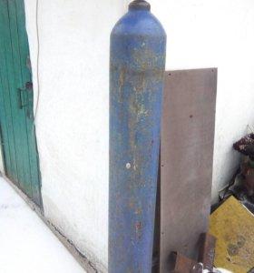 Кислородный баблон 150 кг