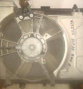 Новый радиатор T.VITZ-90 SCP-90