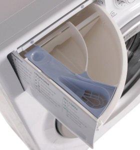 Бюжджетная стиральная машинка Хотпоинт Аристон