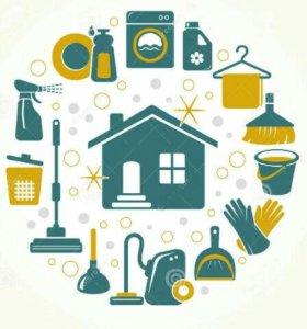 Оказываем услуги генеральной и повседневной уборки