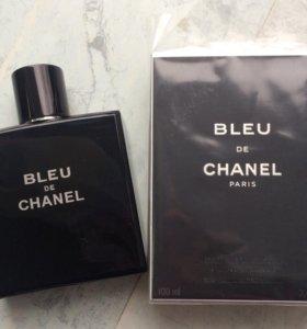 Мужской парфюм BLEU DE CHANEL PARIS