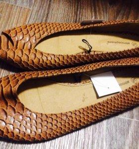Обувь 39 размер из Европы