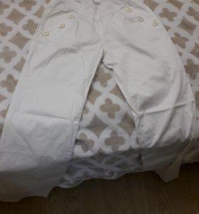 Летние брюки для беременных, 46 размер