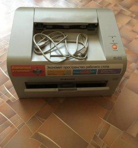 Принтер Samsung Лазерный ml2015