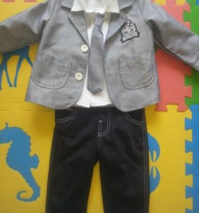 Нарядный костюм мальчику на 1 год