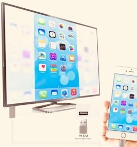 HDTV шнур для Айфон 5,5s,5c,6,6s,6+