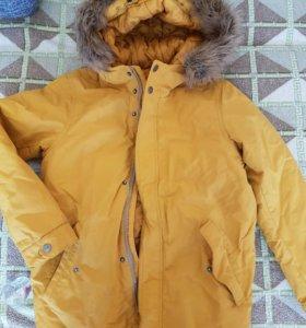 Zara куртка на мальчика.