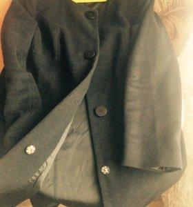 Пальто весна-осень( размер 46-48)