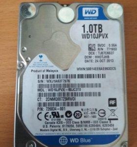 HDD 1.0TB VD10JPVX