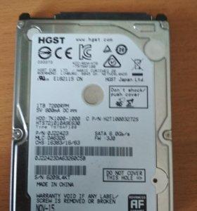 HDD HGST 1.0 TB