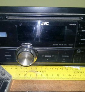 Автомагнитола JVC Din2