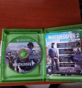 Watch dogs 2 для Xbox one