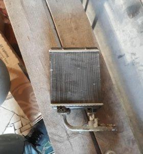 Радиатор печки ваз 2106
